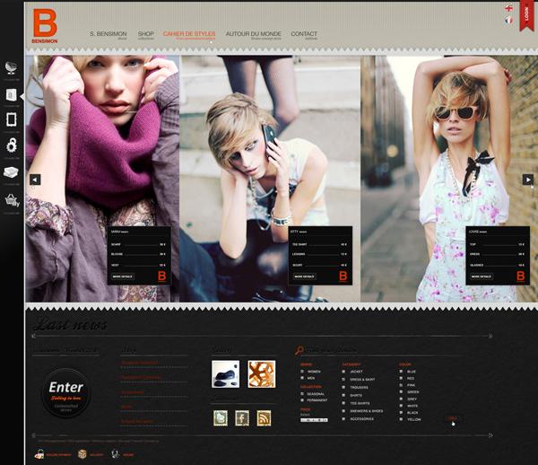 Bensimon Webdesign