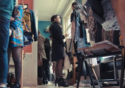 Karlottadsgn, Fashion Week-End • Lab61, rennes, Projet print, web, graphisme, chef de projet web, print, réseaux sociaux, mailing, création graphique, originale; Bretagne, Rennes, Vannes, Saint Brieuc, France