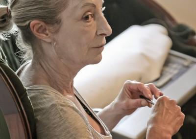 Théâtre équestre, Samouraï, La Chapelle Gaceline, Bretagne, Patrick Massé